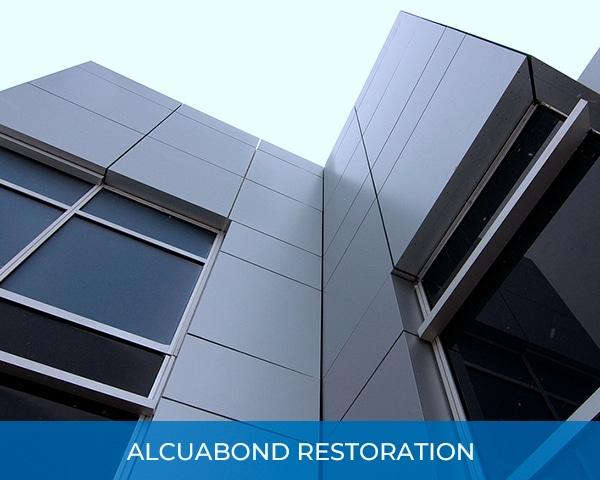 City High Rise Alcuabond Restoration