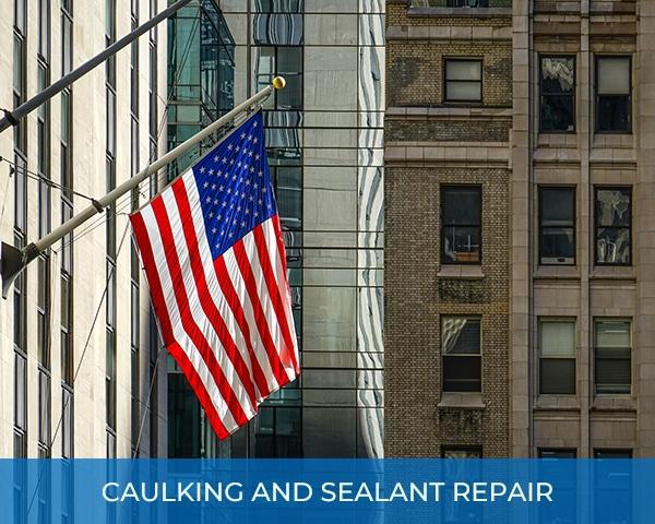 City High Rise Caulking and Sealant Repair
