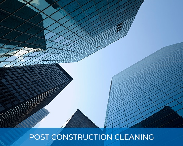 City High Rise Post Construction Cleaning