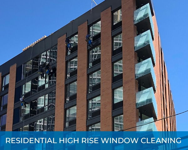 City High Rise Residential High Rise Window Cleaning