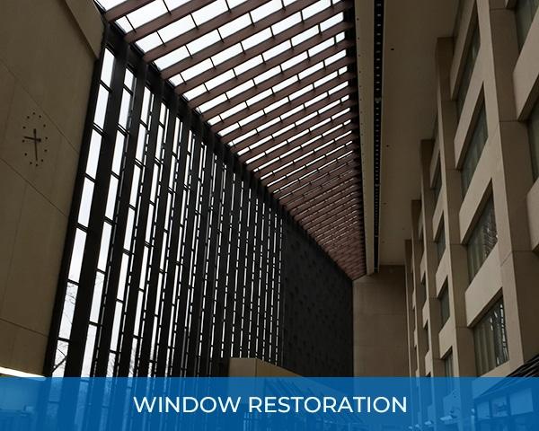 City High Rise Window Restoration