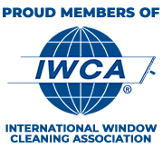 Proud Members of the International Window Cleaning Association